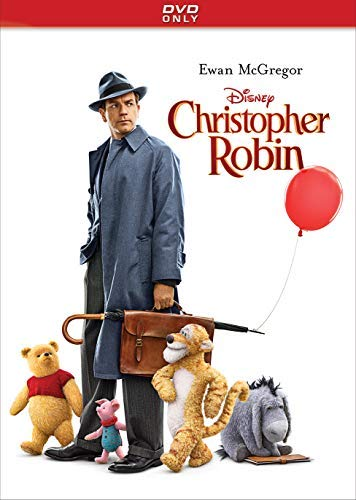 Christopher Robin Mcgregor Atwell Carmichael DVD Pg