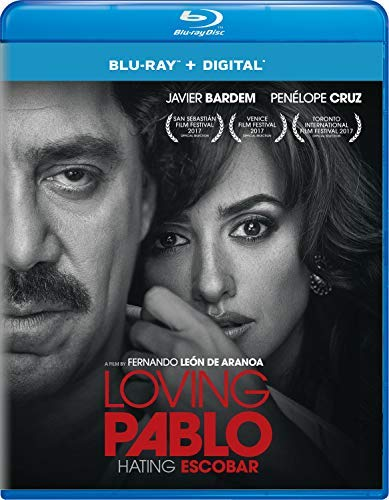 Loving Pablo/Bardem/Cruz@Blu-Ray/DC@R