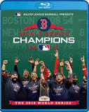 Boston Red Sox 2018 World Series Champions Blu Ray DVD Standard Edition