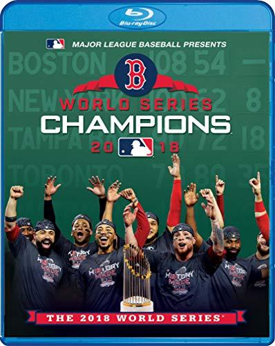 Boston Red Sox/2018 World Series Champions@Blu-Ray/DVD@Standard Edition