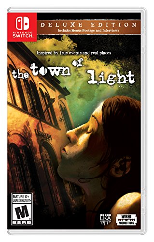 Nintendo Switch Town Of Light Deluxe Edition****cancelled****