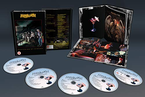 Marillion Clutching At Straws Deluxe Edition CD W Bonus Blu Ray