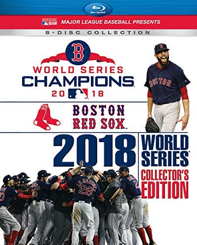 Boston Red Sox/2018 World Series Champions@Blu-Ray@Collector's Edition