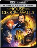 House With A Clock In Its Wall Black Blanchett Vaccaro 4khd Pg