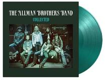 Allman Brothers Band Collected (transparent Green Vinyl)