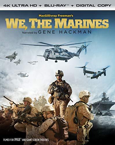 We, The Marines/We, The Marines@4KHD@nr
