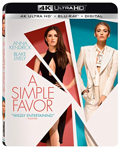 A Simple Favor Kendrick Lively 4khd R