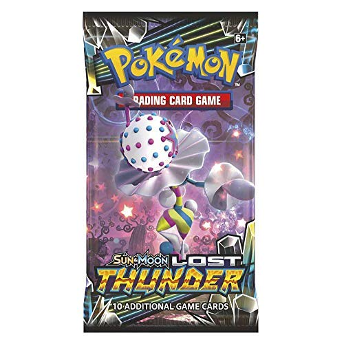 Pokemon Cards Sun & Moon Lost Thunder Booster Pack