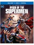 Reign Of The Supermen Reign Of The Supermen Blu Ray DVD Dc Nr