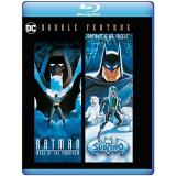 Batman Mask Of The Phantasm Batman & Mr. Freeze Double Feature Made On Demand This Item Is Made On Demand Could Take 2 3 Weeks For Delivery