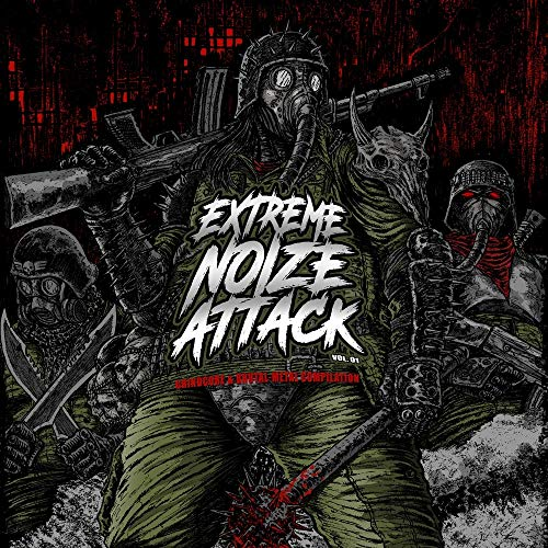 Various Artist Extreme Noize Attack Vol. 01