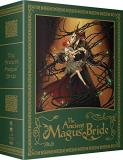 Ancient Magus Bride Part 1 Blu Ray DVD Dc Limited Edition