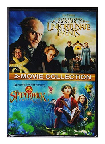 Lemony Snicket's A Series of Unfortunate Events / The Spiderwick Chronicles