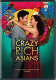 Crazy Rich Asians Wu Golding Yeoh DVD Pg13