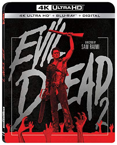 Evil Dead 2 Campbell Berry Hicks 4khd R