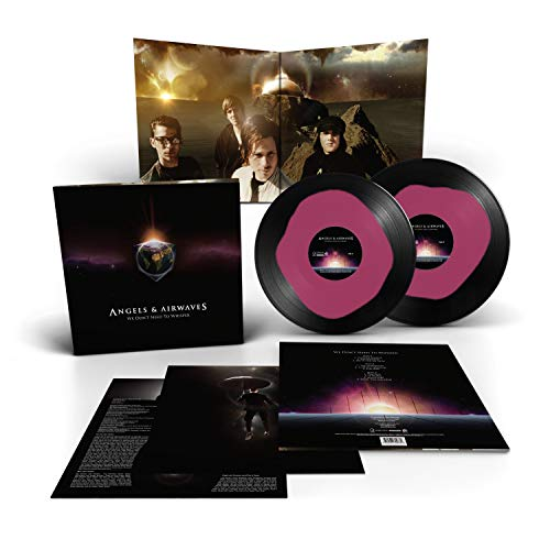 Angels & Airwaves We Don't Need To Whisper (pink Purple Smoke Vinyl) 180 Gram Clear With Pink Purple Smoke Colored Vinyl. Limited To 1 000 Copies.