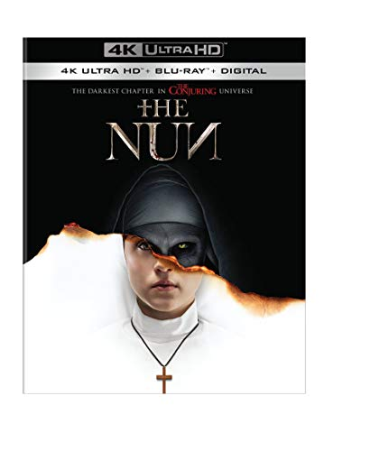 The Nun (2018) Farmiga Bichir Aarons 4khd R