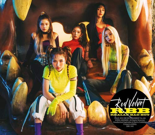 Red Velvet Rbb (really Bad Boy) The 5th Mini Album