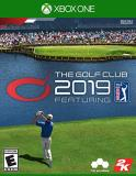 Xbox One Golf Club 2019 Featuring The Pga Tour