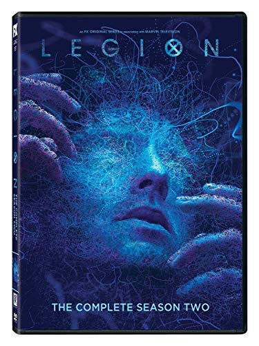 Legion Season 2 DVD Mod This Item Is Made On Demand Could Take 2 3 Weeks For Delivery