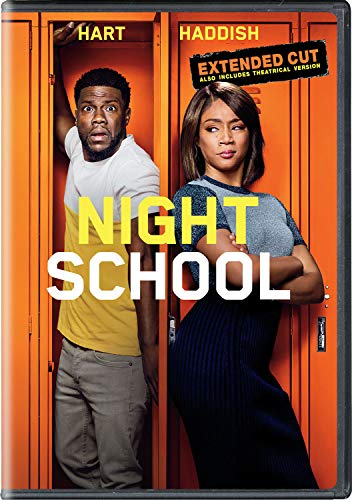 Night School (2018) Hart Haddish DVD Pg13