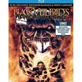 Black Veil Brides Alive & Burning Bandana & Laminate Box Set