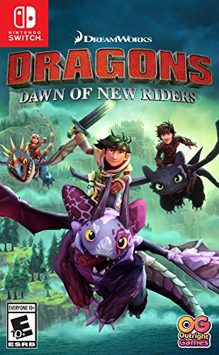 Nintendo Switch Dragons Dawn Of New Riders