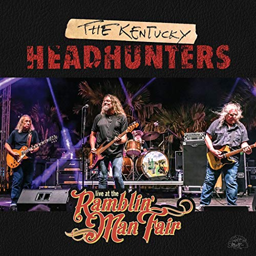Kentucky Headhunters Live At The Ramblin' Man Fair