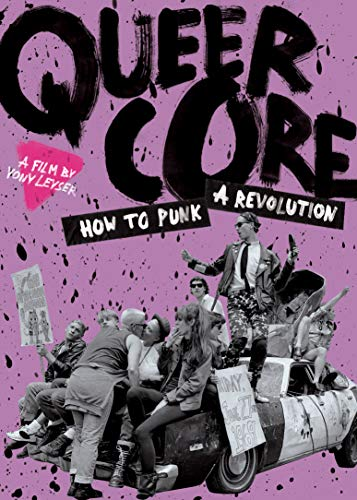 Queercore How To Punk A Revolution Queercore How To Punk A Revolution DVD Nr