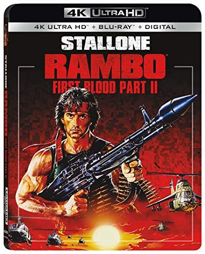 Rambo 2/Stallone/Crenna/Napier@4KHD@R