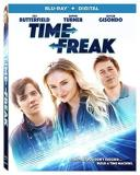 Time Freak Butterfield Turner Gisondo Blu Ray Dc Pg13