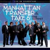 Manhattan Transfer & Take 6 Summit Live On Soundstage CD Blu Ray Combo