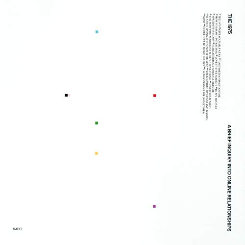 The 1975 A Brief Inquiry Into Online Relationships 2 Lp Explicit Version