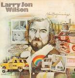 Larry Jon Wilson New Beginnings Lp
