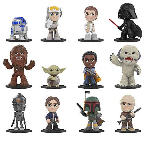 Mystery Minis Star Wars Empire Strikes Back Blind Boxed Figure 12 Display
