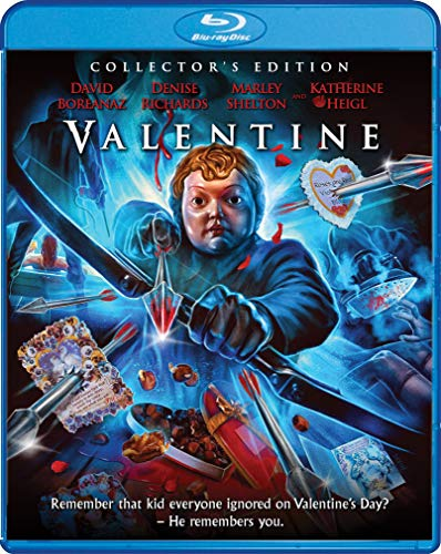 Valentine Boreanaz Richards Blu Ray R