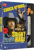 Silent Rage Norris Silver Keats Blu Ray R Vhs Style Packaging