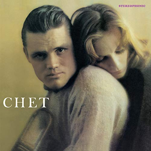 Chet Baker Chet The Lyrical Trumpet Of Chet Baker (transparent Yellow Vinyl) Lp