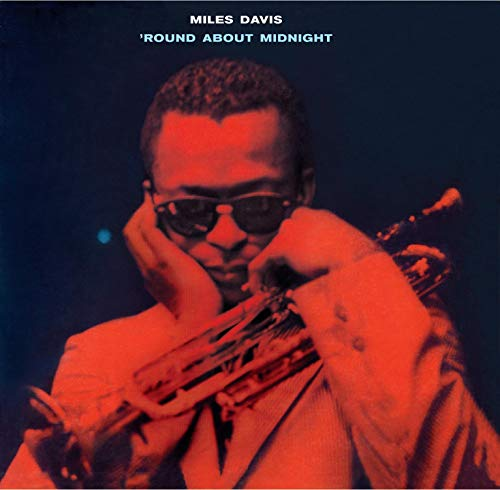 Miles Davis Round About Midnight (transparent Blue) Lp