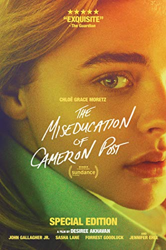 The Miseducation Of Cameron Post Moretz Ehle DVD R