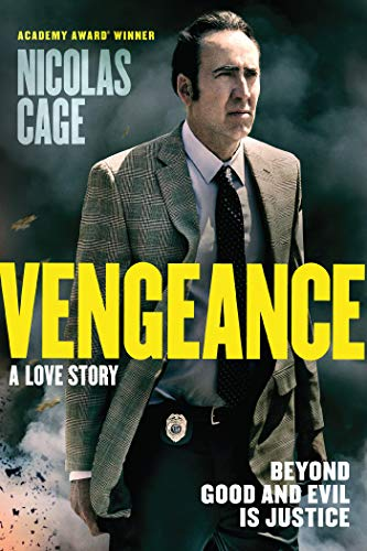 Vengeance A Love Story Cage Hutchison DVD Nr