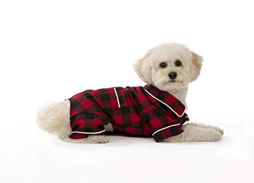 hotel-doggy-buffalo-plaid-flannel-pajamas