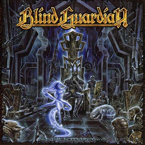 Blind Guardian Nightfall In Middle Earth (remixed 2011 Remastered 2012)