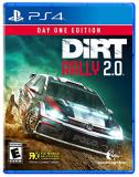 Ps4 Dirt Rally 2.0 (day 1)