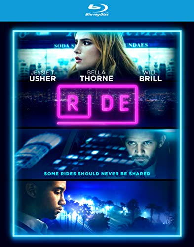 Ride Thorne Usher Brill Blu Ray Nr