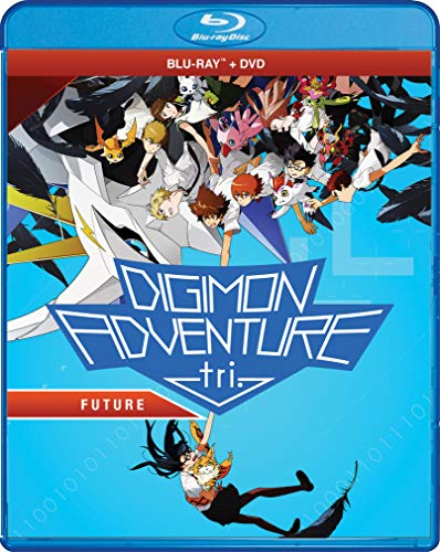 Digimon Adventure Tri. Future Digimon Adventure Tri. Future Blu Ray Nr