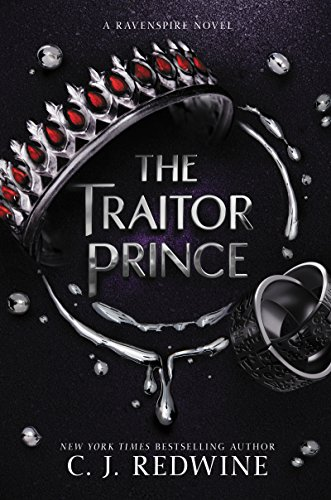 C. J. Redwine The Traitor Prince