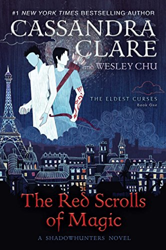 cassandra-clare-the-red-scrolls-of-magic