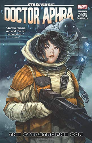 Si Spurrier Star Wars Doctor Aphra Vol. 4 The Catastrophe Con
