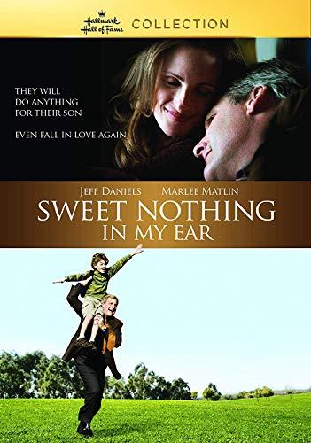 Sweet Nothing In My Ear/Daniels/Matlin@DVD@PG